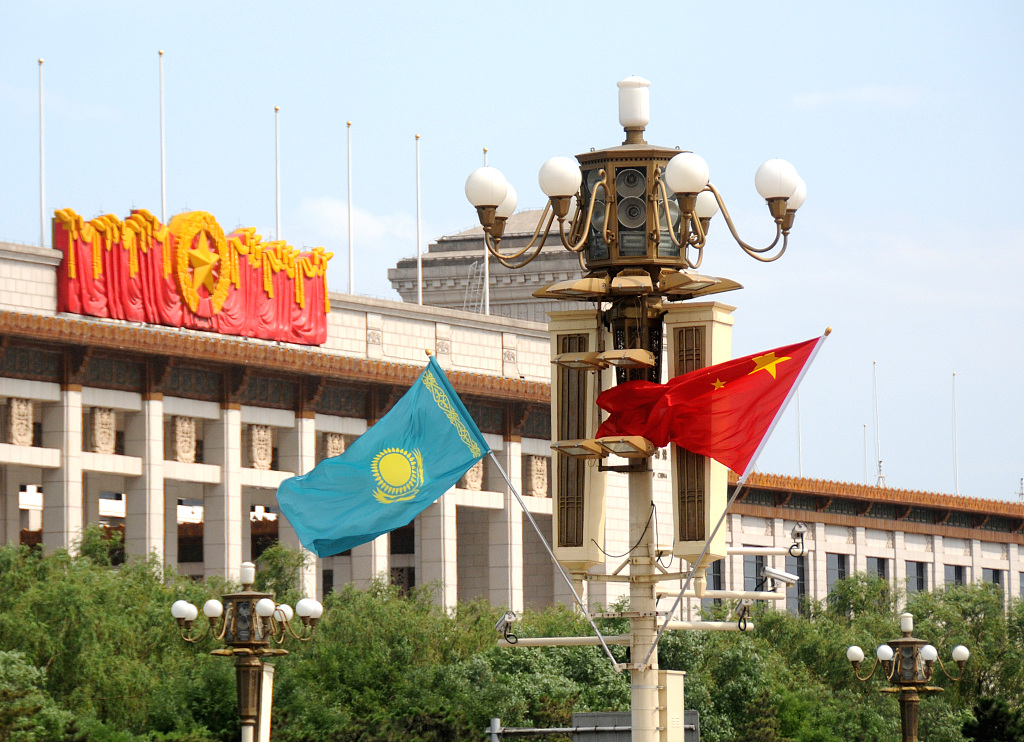 Xi congratulates Tokayev on election as Kazakh president