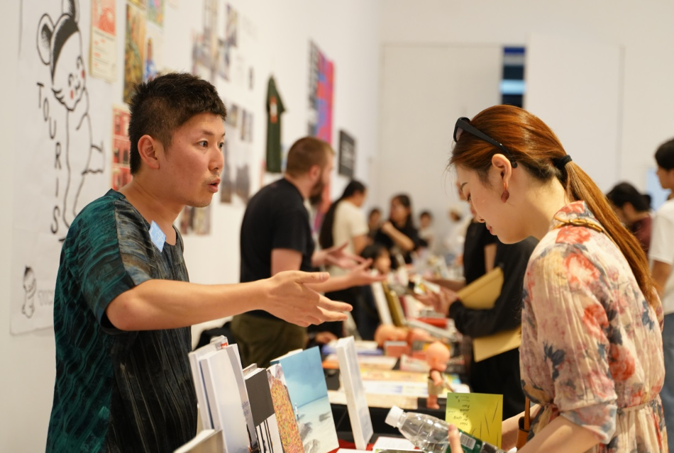 Beijing book fair gathers independent publishers from around the globe