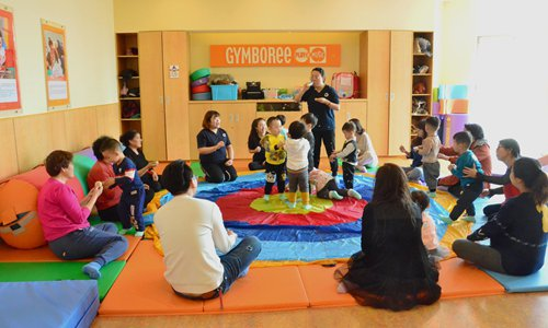 Parents enrolling kids in EQ classes for headstart in life