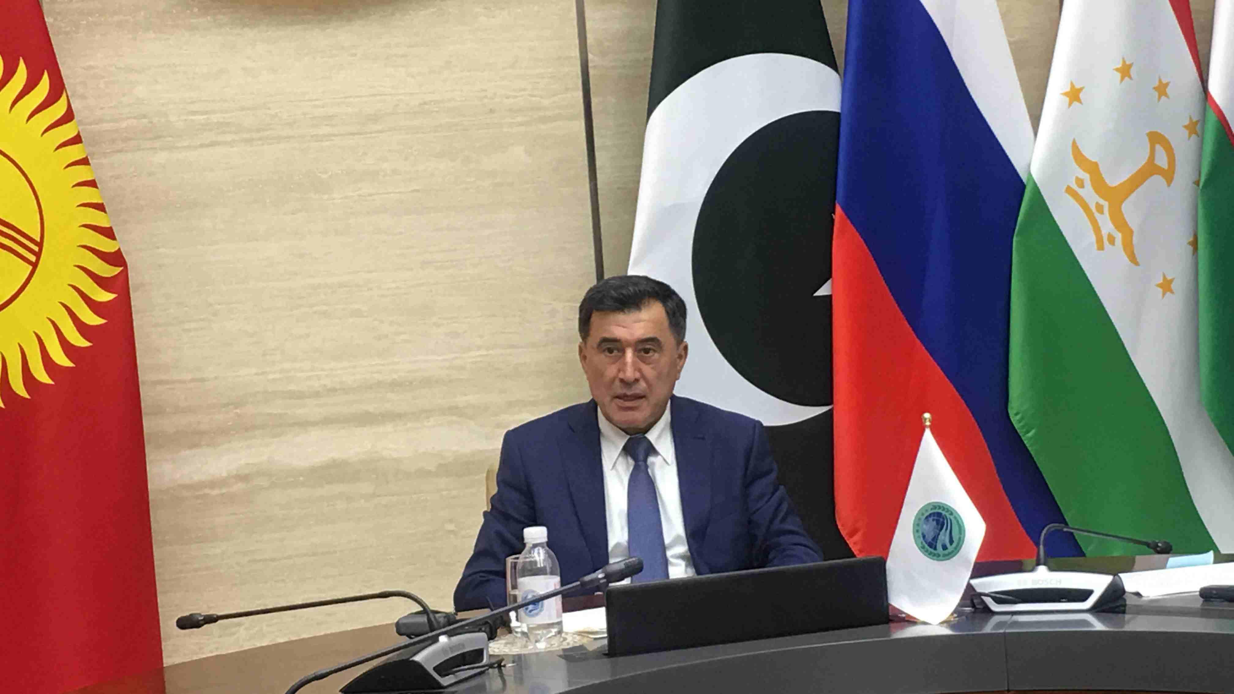 SCO Secretary General Norov: Terrorism, security to top agenda of leaders' summit in Bishkek