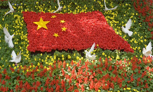 China's future rests in its people's resolve