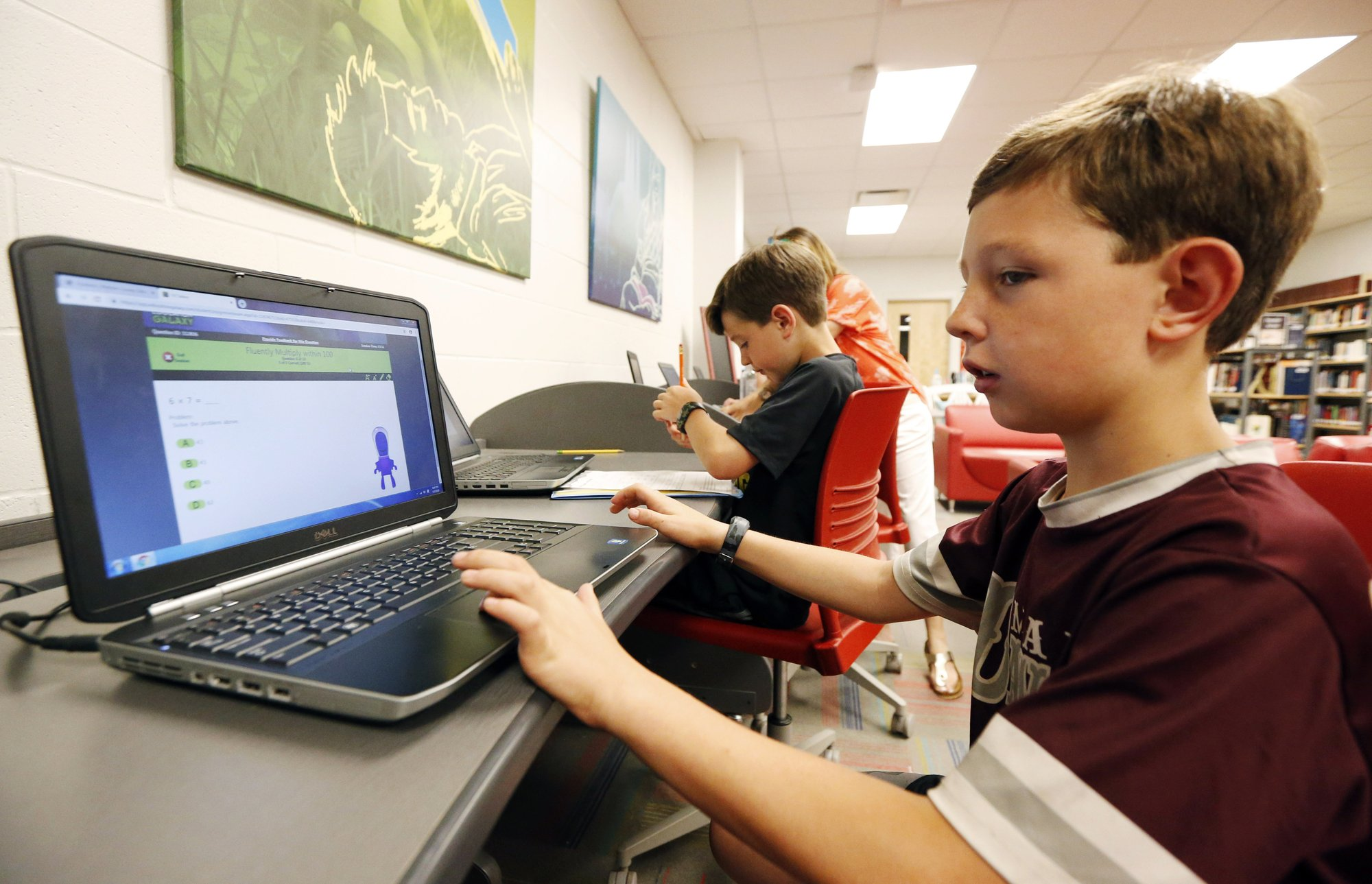 3 million US students don't have home internet