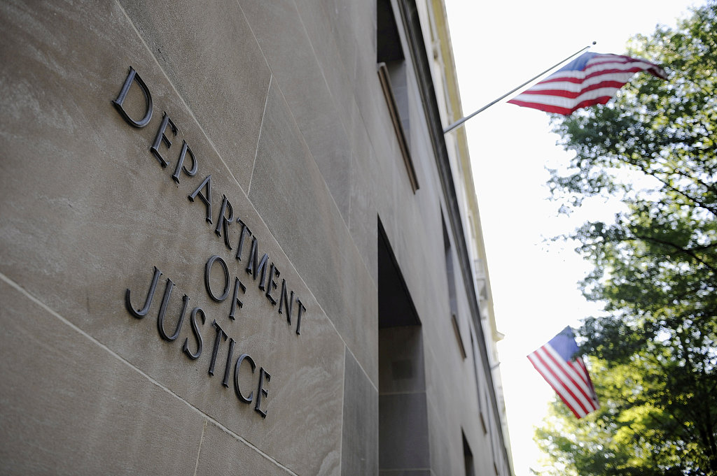US Justice Department to turn over Mueller report evidence
