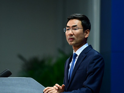 China urges US to stop interfering in Hong Kong's affairs