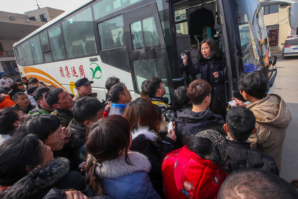 China to cover all villages with passenger car services by 2020