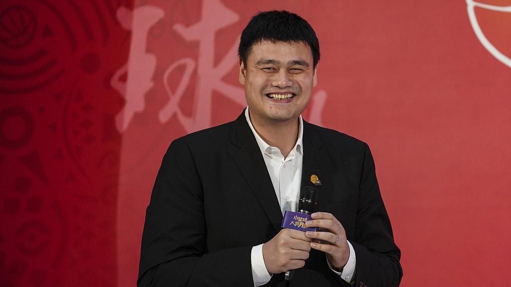 Yao Ming elected as FIBA Asia Chairman