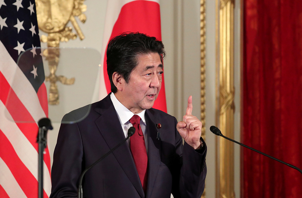 Japanese PM visits Iran amid rising tensions between Washington, Tehran