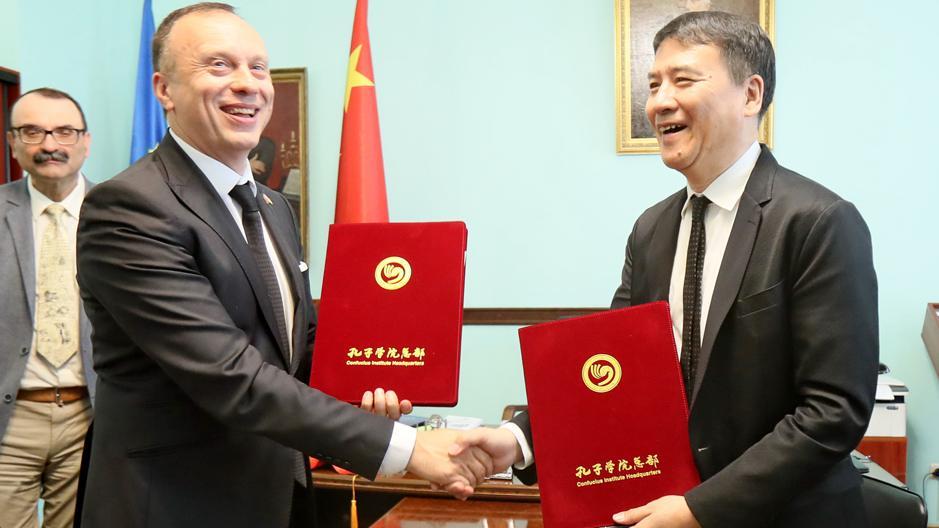 First Confucius Music Center in Europe opens in Ukraine