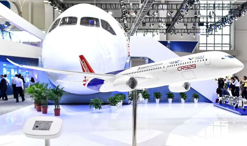 CR929 developers attract potential airlines