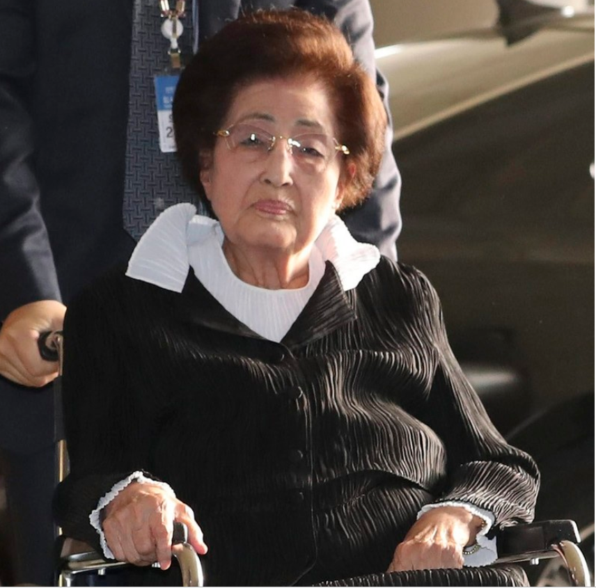 Ex-ROK's president's wife Lee Hee-ho passes away