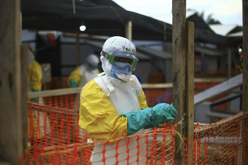 Uganda confirms first Ebola case outside outbreak in Congo