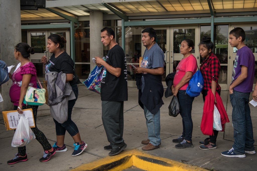 Trump inadvertently reveals more of US-Mexico migrant deal