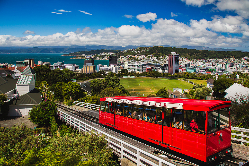 Chinese visitor arrivals in New Zealand decline