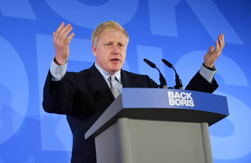 Boris Johnson bids for UK leadership with pledge of Oct 31 Brexit