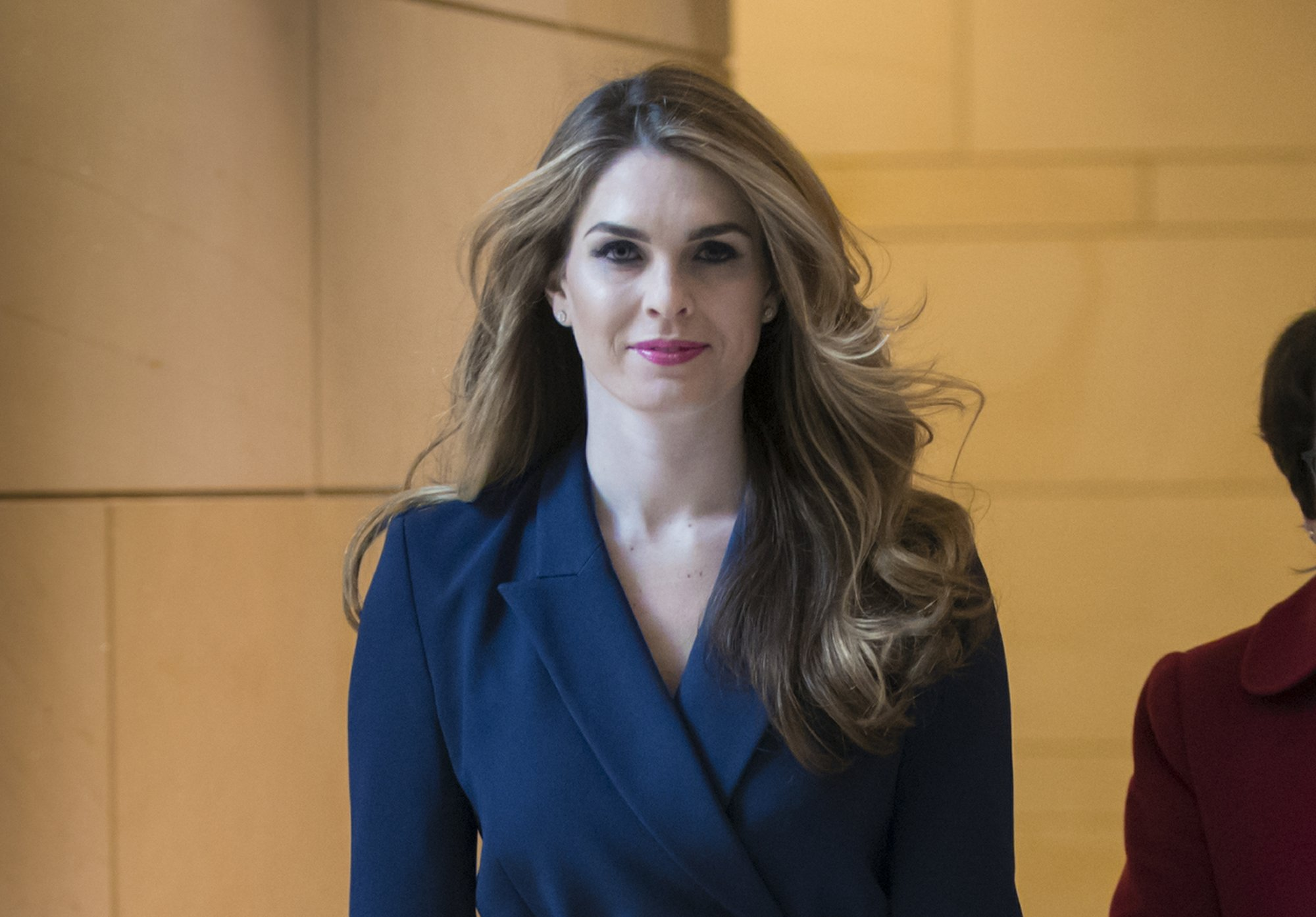 Judiciary panel to interview ex-Trump aide Hicks