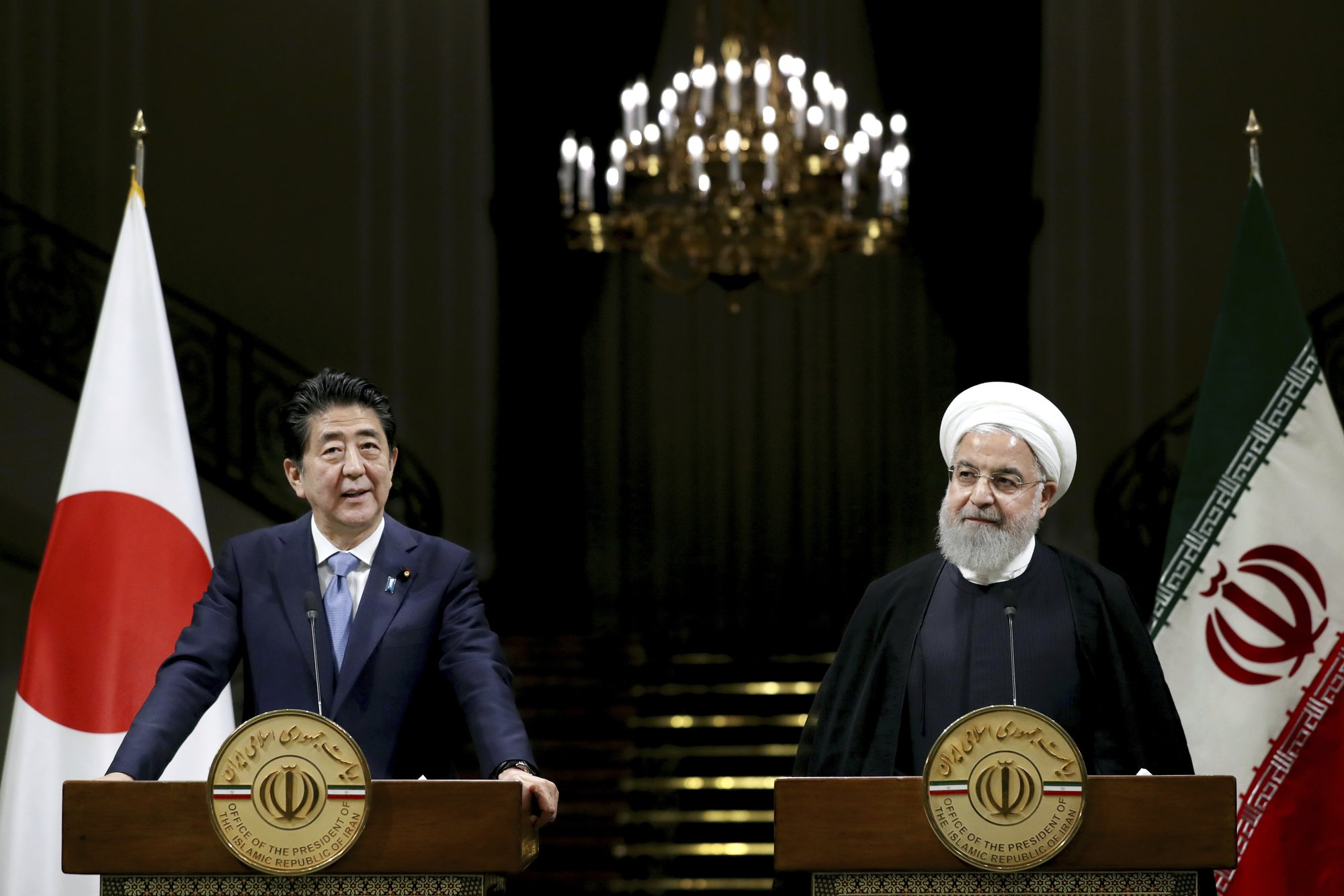 Iran welcomes Japan's move for regional, int'l cooperation