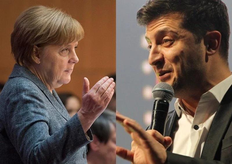 Zelensky to meet Merkel in Berlin on June 18