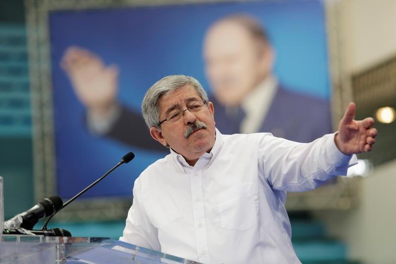 Former Algerian PM under custody over corruption probe