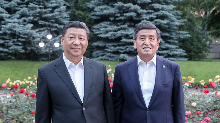 Kyrgyzstan firmly supports China in safeguarding stability in Xinjiang