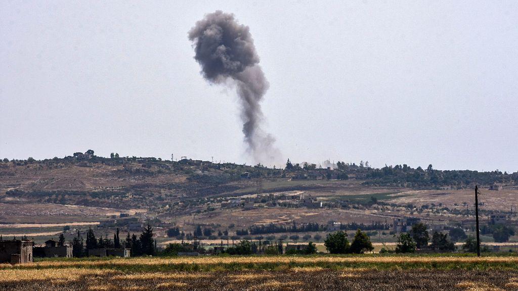 Russia and Turkey broker ceasefire in Syria's Idlib: Russian news agencies