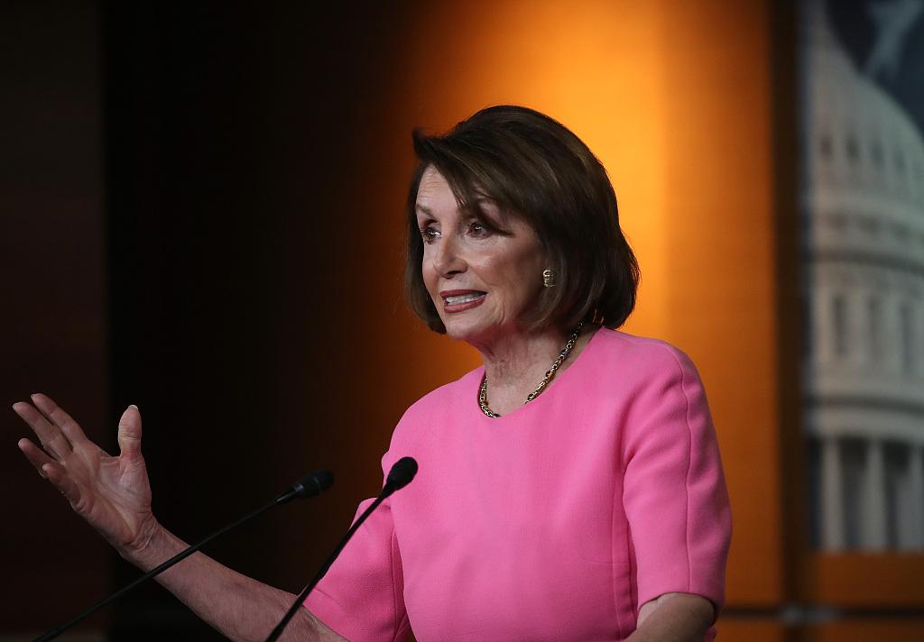 Pelosi: No debt increase until spending limits are raised