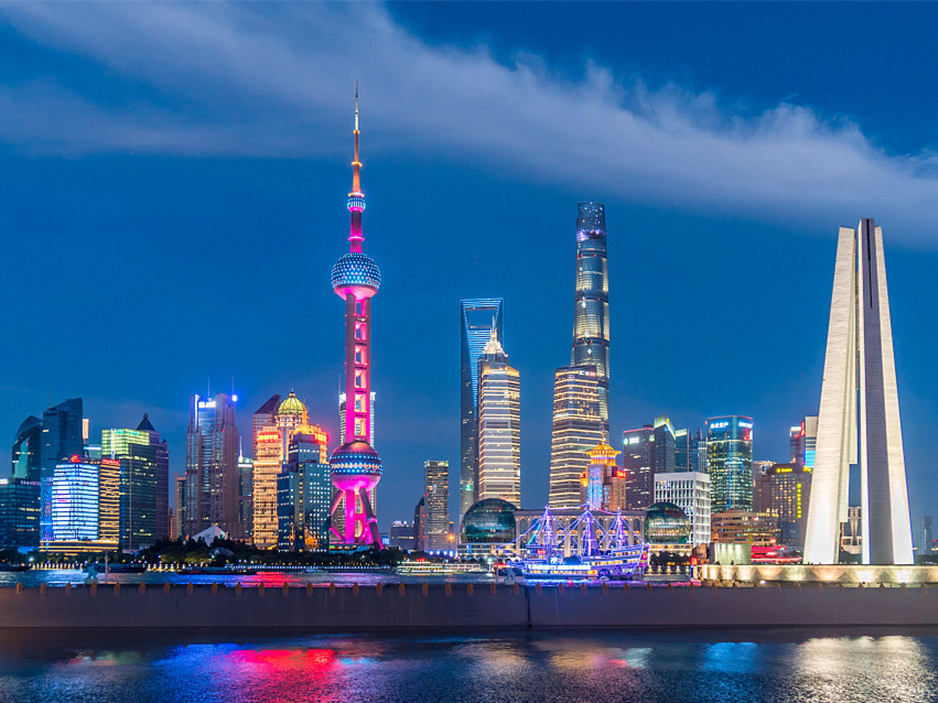 Shanghai to pilot financial opening-up