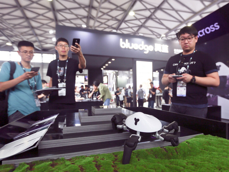 Cutting-edge technologies shine at 2019 Consumer Electronics Show Asia