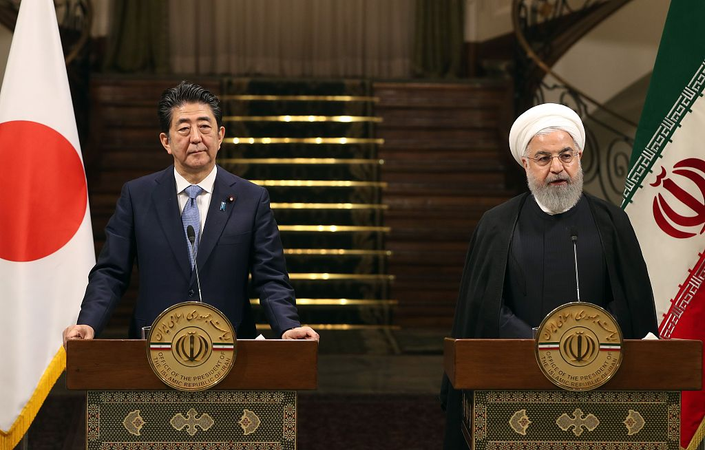 Japan's Abe fails to broker dialogue between Iran, US as tensions escalate: officials