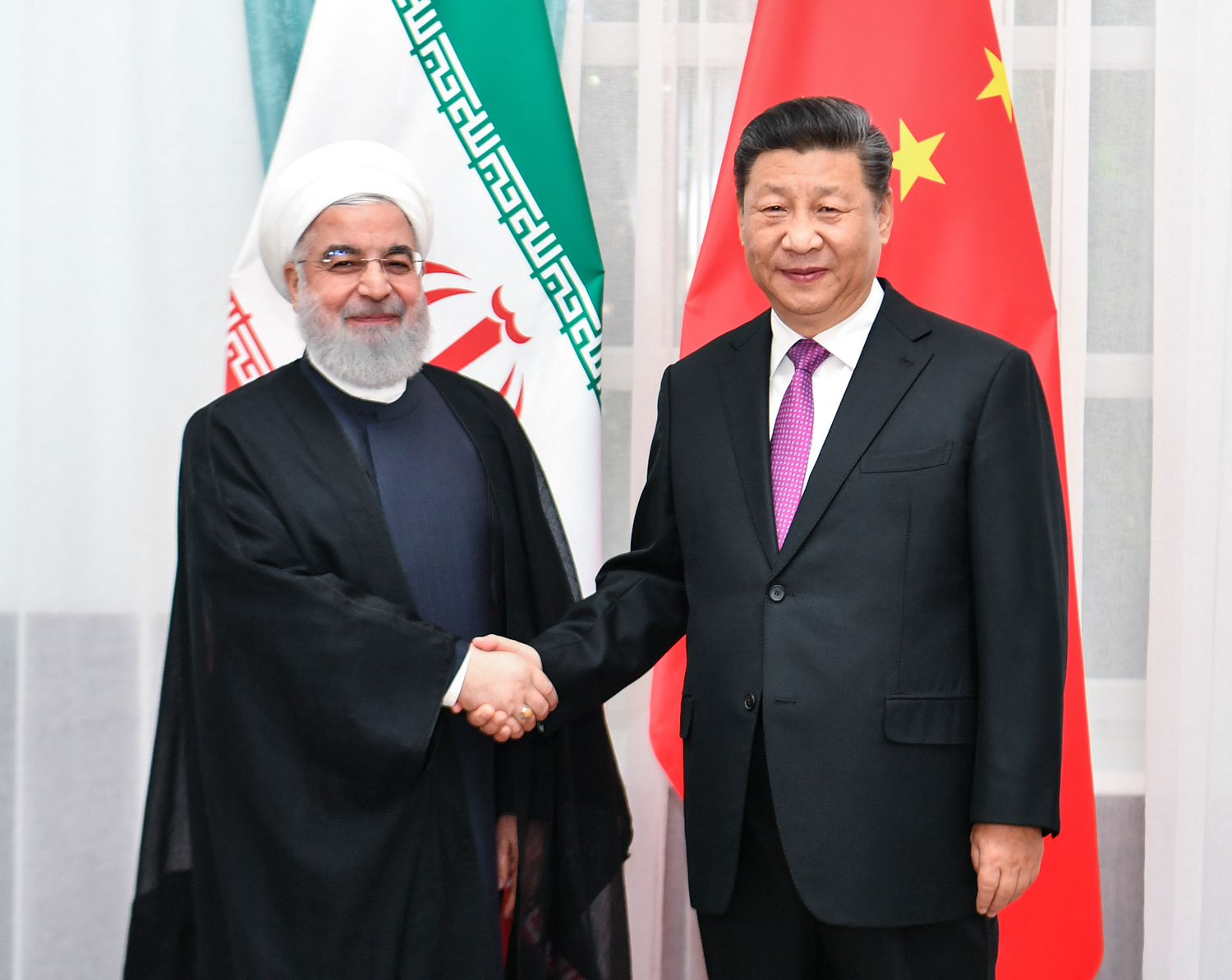 Beijing ready to join Tehran for steadfast comprehensive strategic partnership