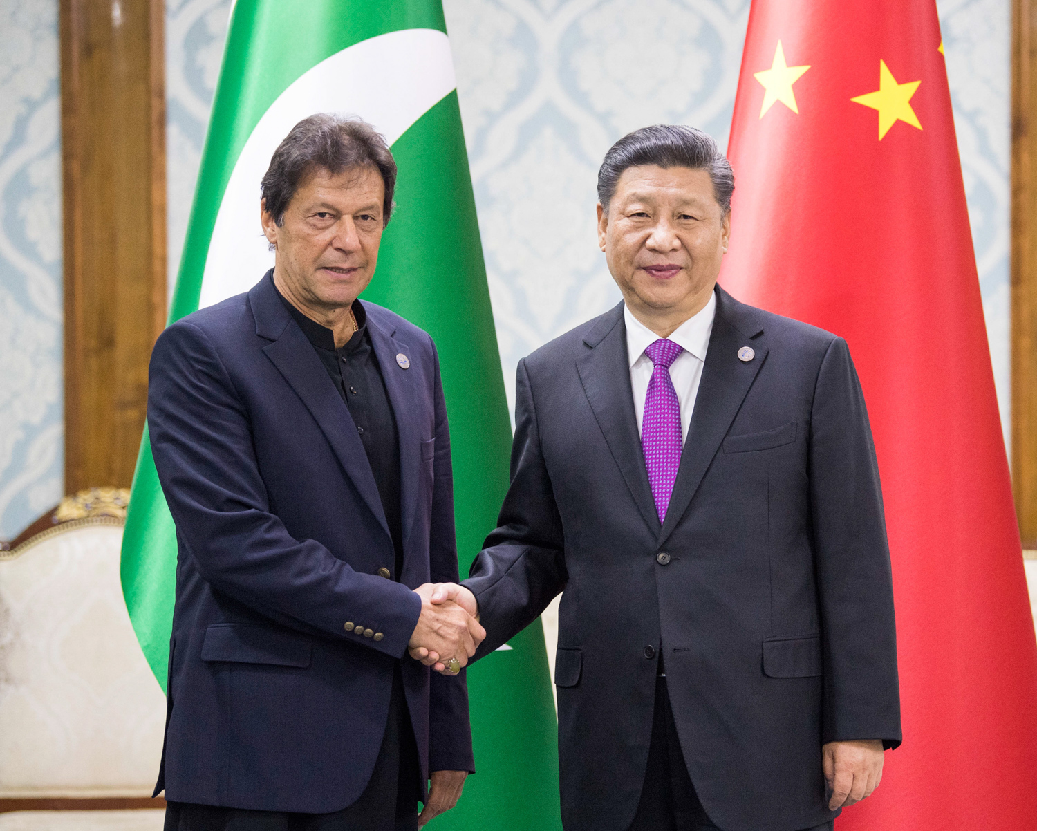 Xi calls for closer community with shared future between China, Pakistan