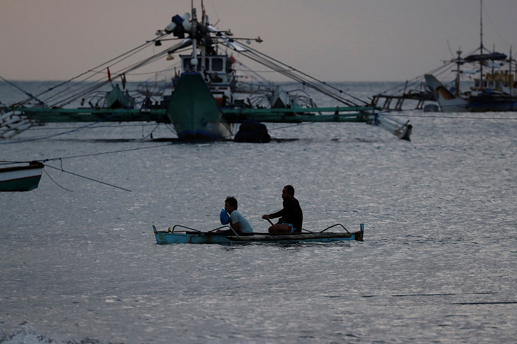 Chinese Embassy in the Philippines denies Chinese fishermen involved in 'hit-and-run' incident