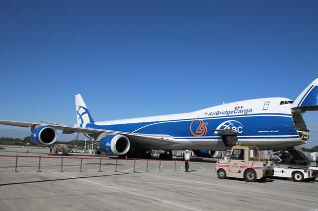 'Air Silk Road' boosts cargo volume in Zhengzhou