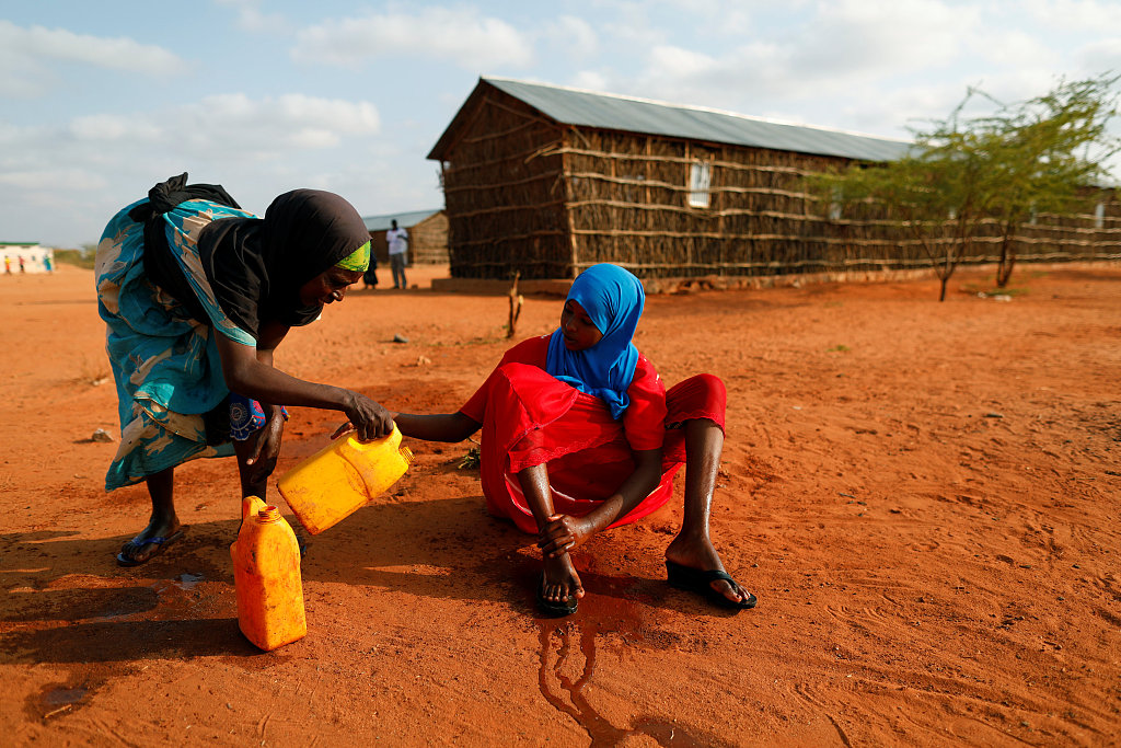 FAO seeks 144 mln USD to help 6 mln drought-hit rural residents in Somalia