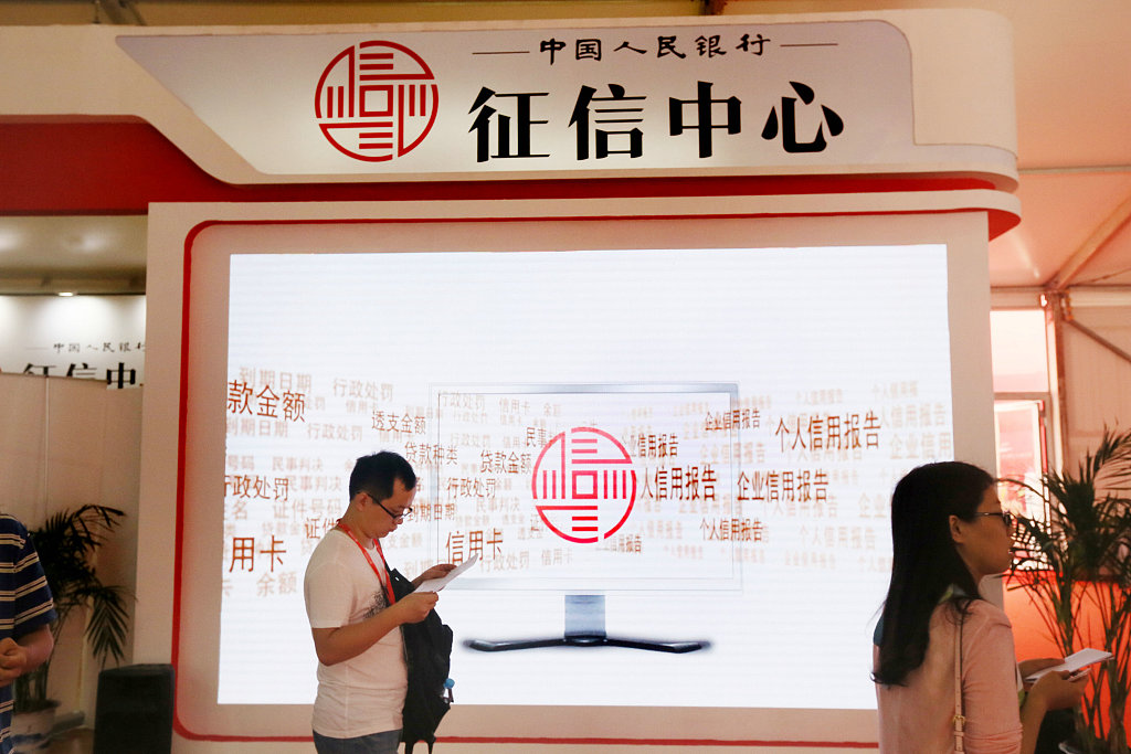 China boasts world's largest social credit system: official