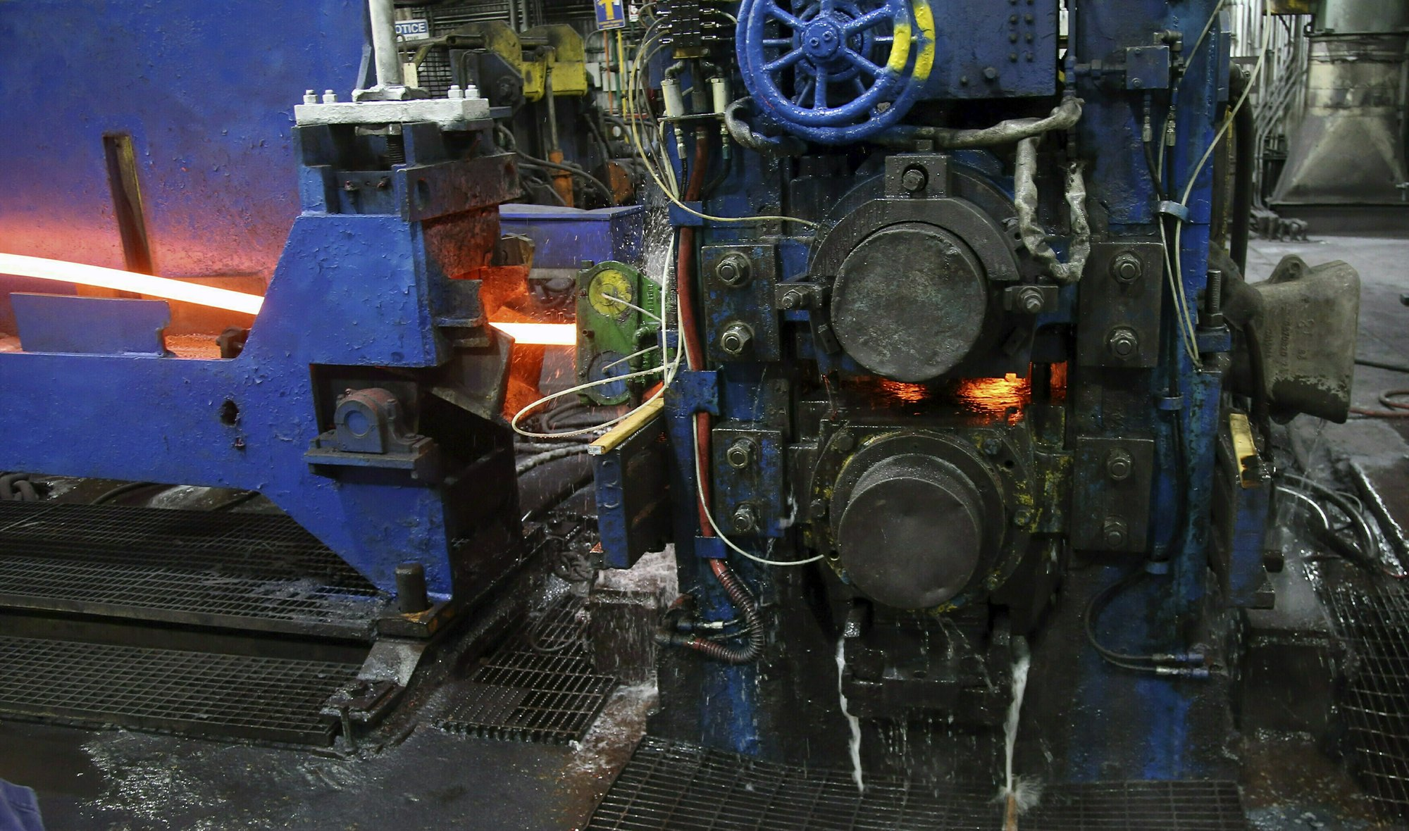 US industrial production rose in May, but factories struggle