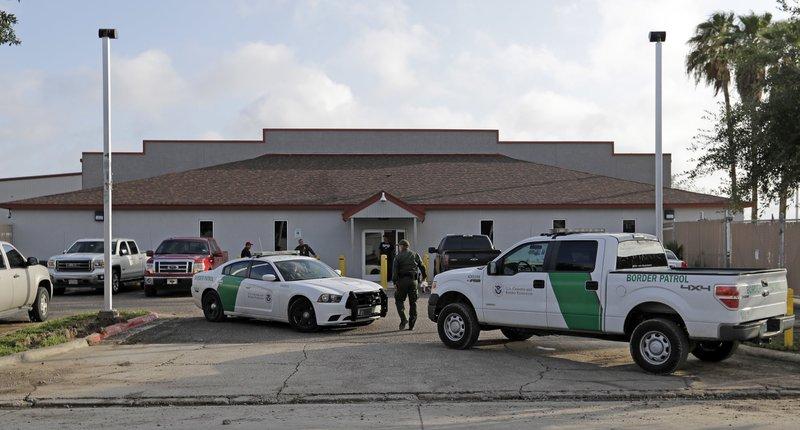 Premature migrant baby found at Texas Border Patrol facility