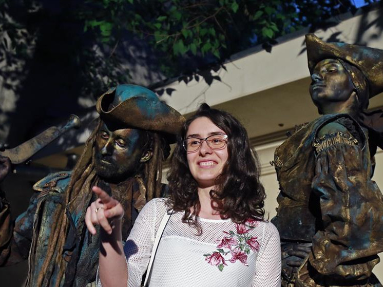 9th Int'l Festival of Living Statues held in Bucharest, Romania