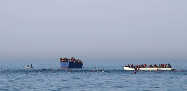 Mediterranean countries ramp up efforts to find missing migrants
