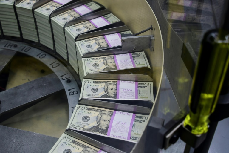 American paradox: Deficit widens even as economy grows