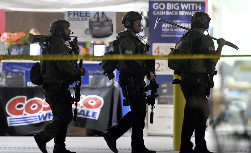 Police: off-duty officer shot man who hit him in Costco