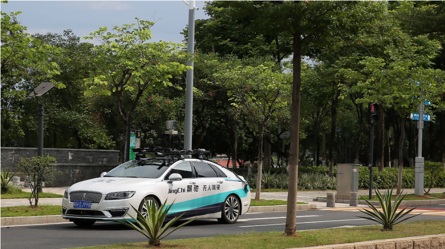 Chinese self-driving car company ready for road test