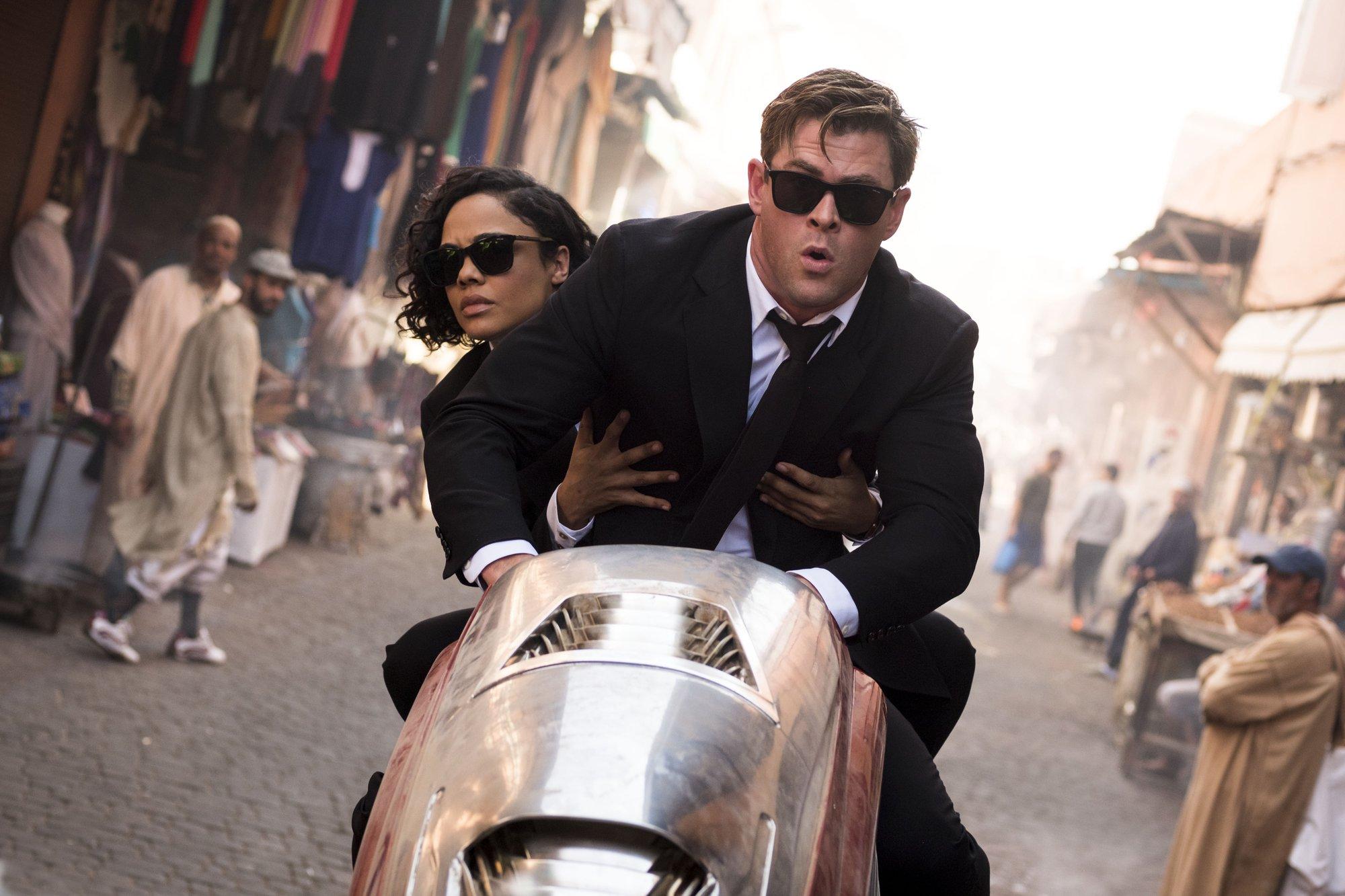 'Men In Black: International' leads North American box office in opening weekend
