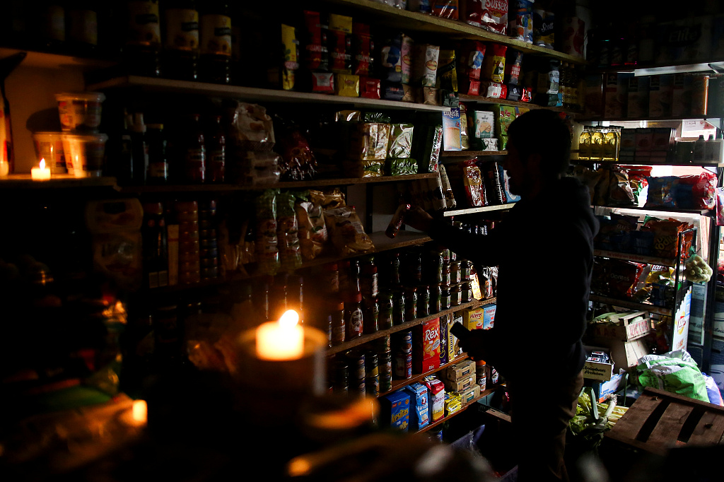 Power gradually restored in Uruguay after massive outage