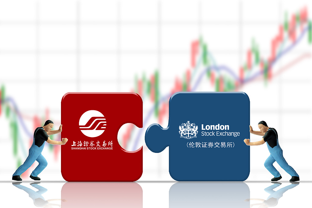 Shanghai-London stock connect debuts for trading