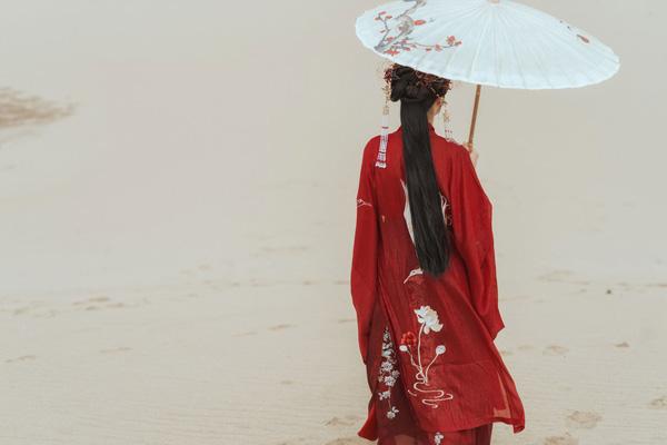Hanfu sees revival as elegant Chinese look wins new admirers