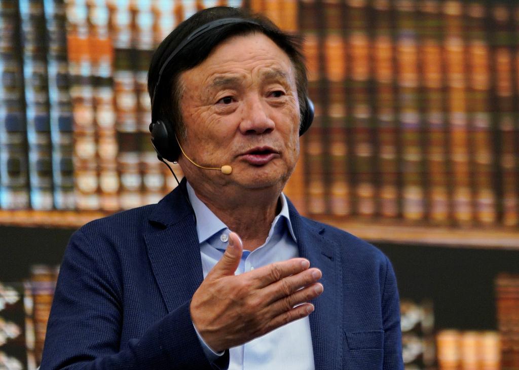 Huawei has no plan of mass layoff, says founder Ren Zhengfei