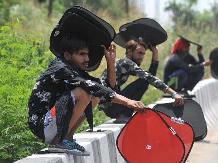 Heat wave hits Jammu, Indian-controlled Kashmir