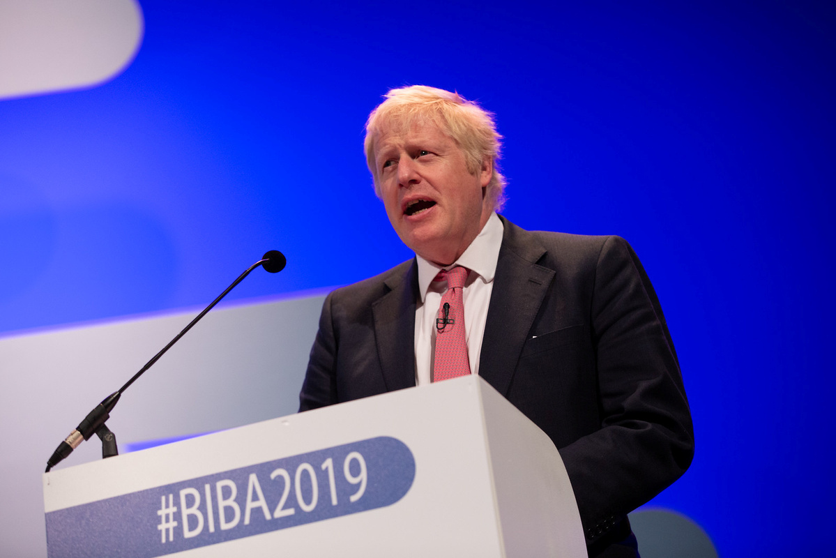 Boris Johnson gets boost in race to become Britain's new PM