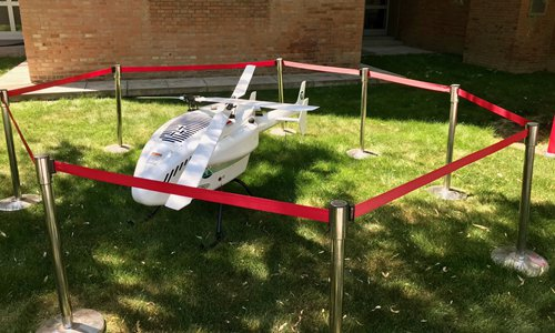 Switzerland's drone ecosystem seeks opportunities in China