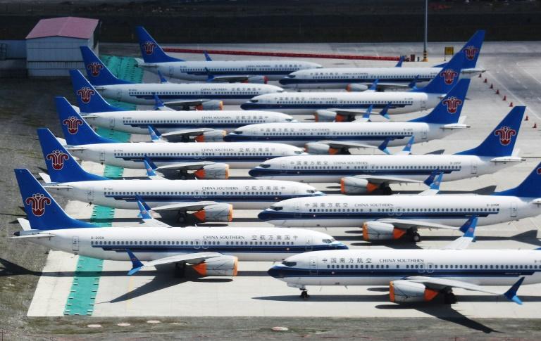 Boeing's embattled chief faces tough crowd at Paris Air Show